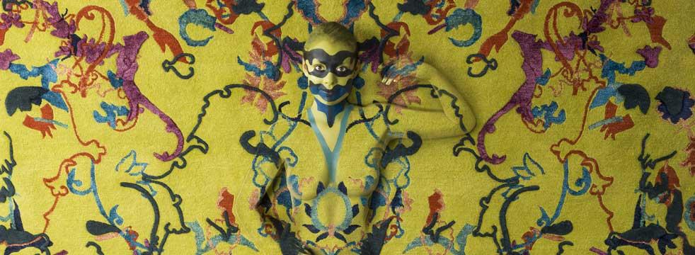 Handwebteppiche nach Maß - Teppichfocus